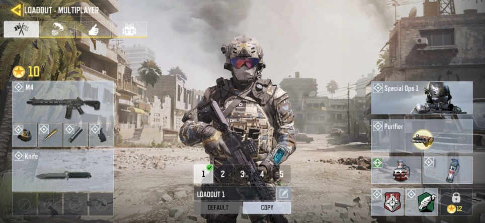 Call of Duty In-game Features
