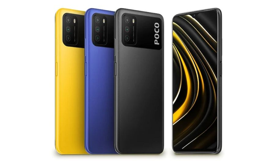 POCO M3 Launched With Snapdragon 662 SoC, Triple Rear Camera with a Starting Priced of $149