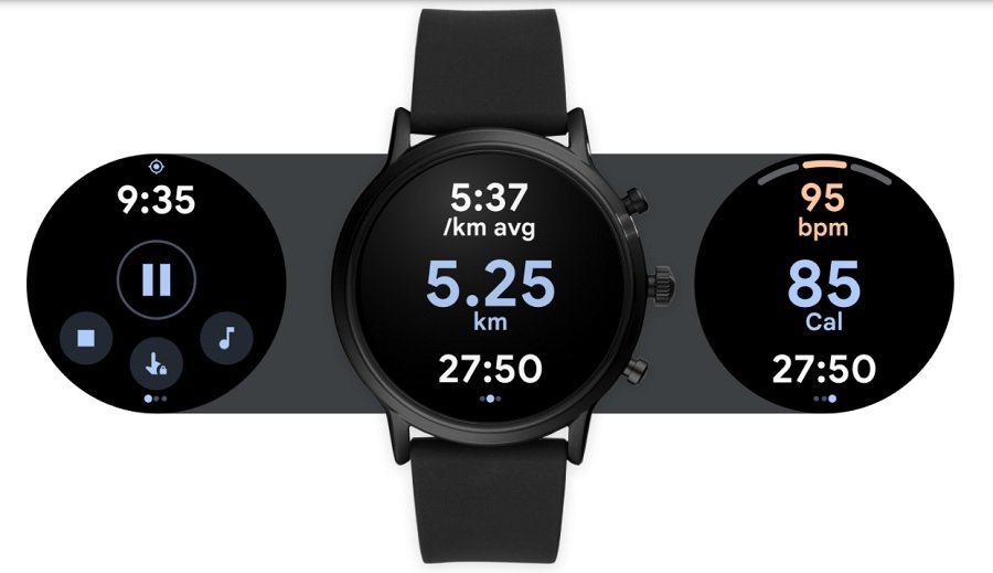 Google Fit Wear OS Gets New Update This Week With 7 Improved Workout Tracking and Fresh Design