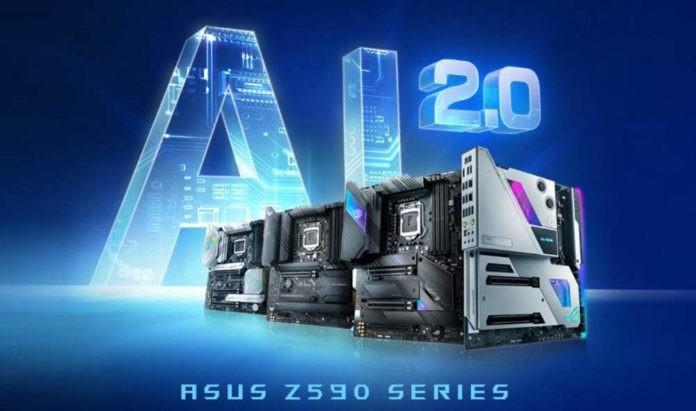 ASUS ROG Z590