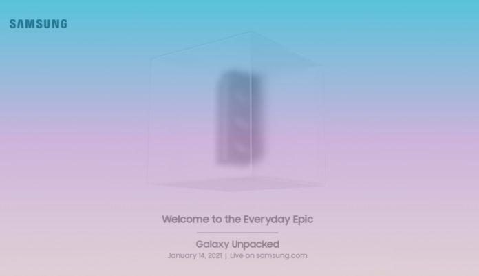 Galaxy Unpacked 2021