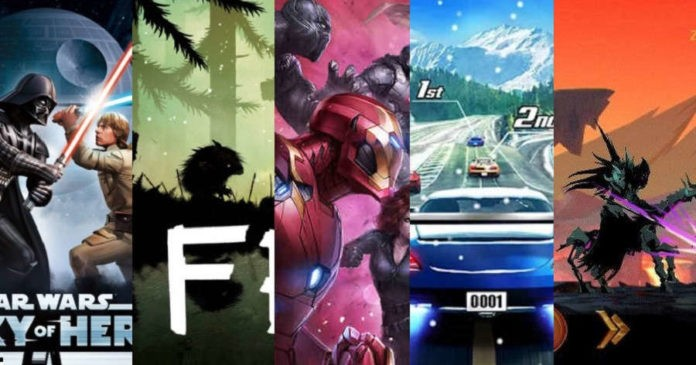 Lite Android Games