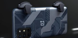 OnePlus Gaming Triggers
