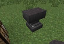 Anvils in Minecraft