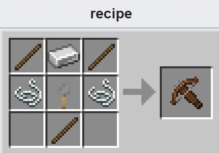 Crossbow recipe