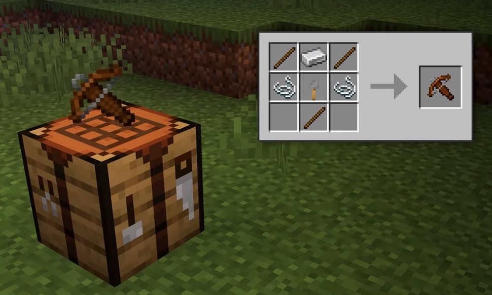 Minecraft Crossbow