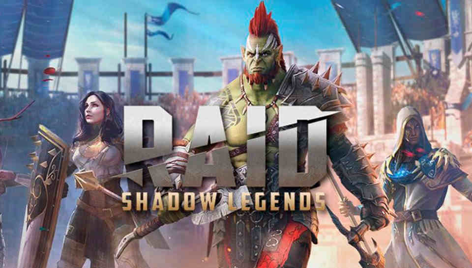 Raid Shadow Legends game