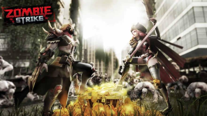 Zombie Strike game